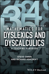 Mathematics for Dyslexics and Dyscalculics by Steve Chinn