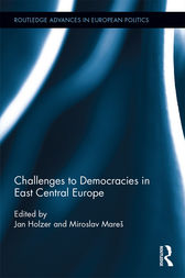 Challenges to Democracies in East Central Europe by Jan Holzer