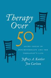 Therapy Over 50 by Jeffrey Kottler