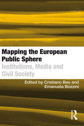 Mapping the European Public Sphere by Emanuela Bozzini