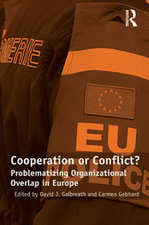 Cooperation or Conflict? by Carmen Gebhard
