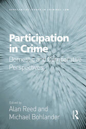 Participation in Crime by Alan Reed