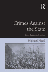 Crimes Against The State by Michael Head