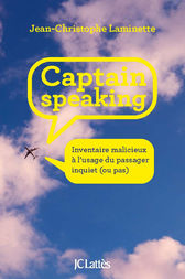 Captain speaking by Jean-christophe Laminette