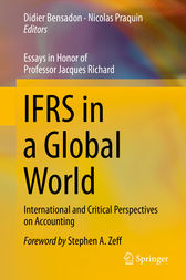 IFRS in a Global World by Didier Bensadon