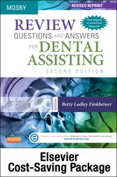 Review Questions and Answers for Dental Assisting - E-Book - Revised Reprint by Mosby;  Betty Ladley Finkbeiner