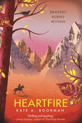 Heartfire by Kate A. Boorman