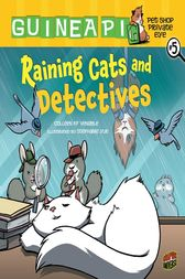 Raining Cats and Detectives by Colleen AF Venable