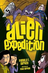 Alien Expedition by Pamela F. Service