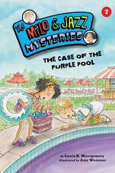 The Case of the Purple Pool (Book 7) by Lewis B. Montgomery