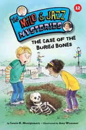 #12 The Case of the Buried Bones by Lewis B. Montgomery