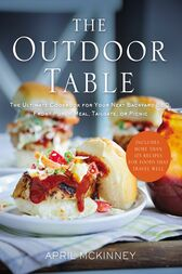 The Outdoor Table by April McKinney