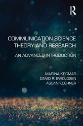 Communication Science Theory and Research by Marina Krcmar