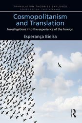 Cosmopolitanism and Translation by Esperanca Bielsa