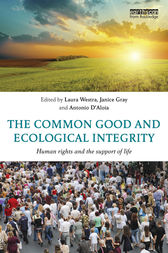 The Common Good and Ecological Integrity by Laura Westra
