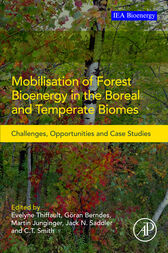 Mobilisation of Forest Bioenergy in the Boreal and Temperate Biomes by Evelyne Thiffault