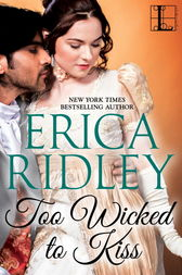 Too Wicked to Kiss by Erica Ridley