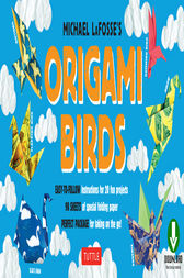 Origami Birds Kit by Michael G. LaFosse