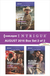 Harlequin Intrigue August 2016 - Box Set 2 of 2 by Angi Morgan