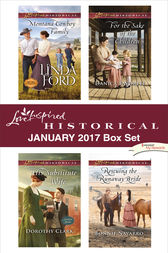 Love Inspired Historical January 2017 Box Set by Linda Ford