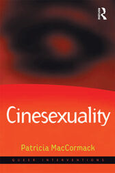 Cinesexuality by Patricia MacCormack
