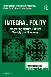 Integral Polity by Ronnie Lessem