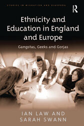 Ethnicity and Education in England and Europe by Ian Law