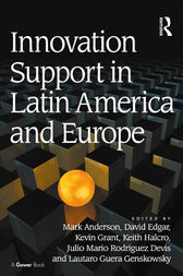 Innovation Support in Latin America and Europe by Mark Anderson