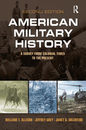 American Military History by William T. Allison