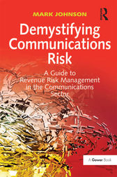 Demystifying Communications Risk by Mark Johnson