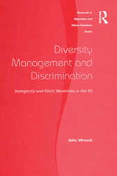 Diversity Management and Discrimination by John Wrench
