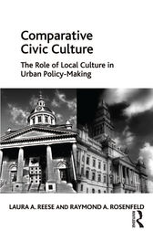 Comparative Civic Culture by Laura A. Reese