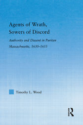 Agents of Wrath, Sowers of Discord by Timothy L. Wood
