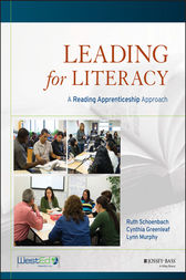 Leading for Literacy by Ruth Schoenbach