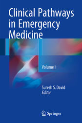 Clinical Pathways in Emergency Medicine by Suresh S David