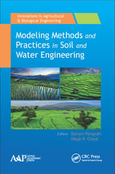 Modeling Methods and Practices in Soil and Water Engineering by Balram Panigrahi