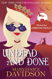 Undead and Done by MaryJanice Davidson