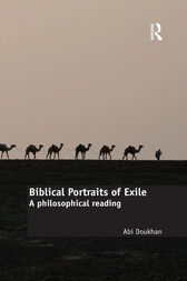 Biblical Portraits of Exile by Abi Doukhan