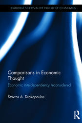 Comparisons in Economic Thought by Stavros A. Drakopoulos