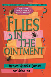 Flies in the Ointment by Jim Dr. Leavesley