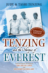 Tenzing and the Sherpas of Everest by Judy Tenzig