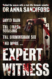 Expert Witness by Anna Sandiford