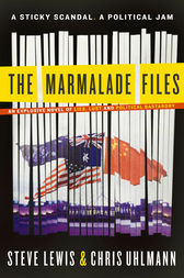 The Marmalade Files by Steve Lewis