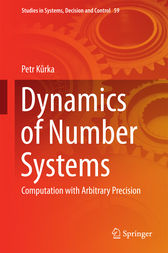 Dynamics of Number Systems by Petr Kurka