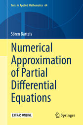 Numerical Approximation of Partial Differential Equations by Sören Bartels