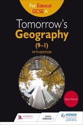 Tomorrow's Geography for Edexcel GCSE A Fifth Edition by Steph Warren