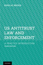 US Antitrust Law and Enforcement by Douglas Broder