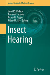 Insect Hearing by Gerald S. Pollack