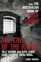 The Law of the Razor by Larry Writer