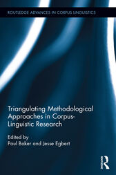 Triangulating Methodological Approaches in Corpus Linguistic Research